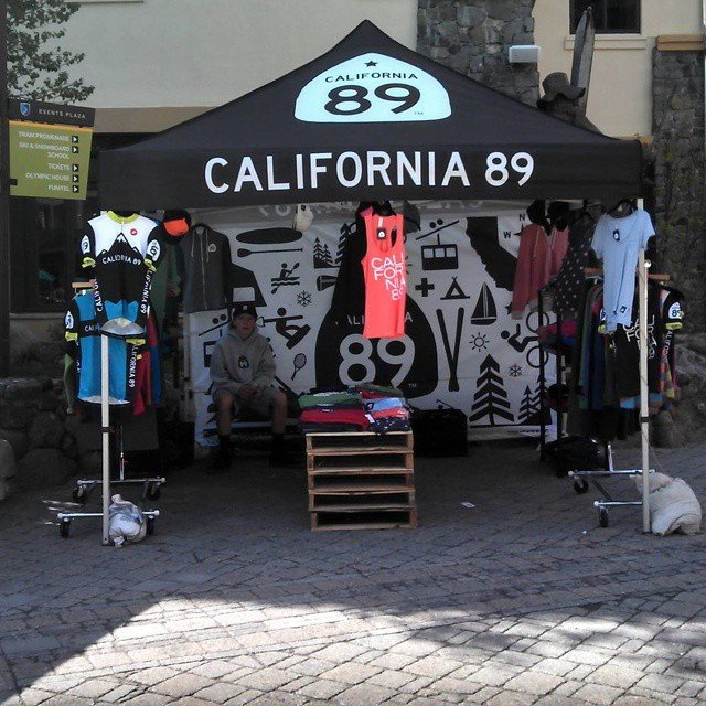 Memorial weekend and the unofficial start of summer is almost here. Which means the #CA89 truck and tent are gonna hit the road! We'll be at the #madeintahoefestival in Squaw this weekend. Come check us out, we'll be right near the music stage!