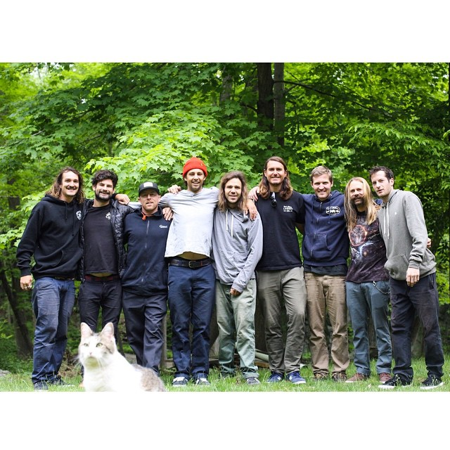 A special thanks to Doug Brown of 2nd Nature (@2ntr) skate shop in Peekskill, NY for showing the #elementmakeitcount crew an epic time, and letting us camp on his land. We're on our way to skate with the homies at @solsticeskateboarding under the...
