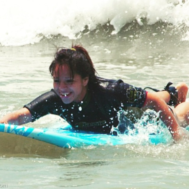 #surfing makes us happy. #surf #surfer #surfergirl #surflife #water #ocean #beach #waves #smile #happiness #youth #la #losangeles #stoked #stokedorg