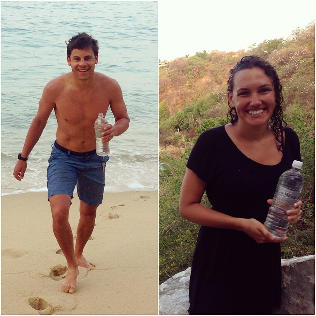 Last month, Alex Hamilton (@fillyhamilton) and Clara Maeder ventured to a little cove at Playa Carrizalillo in Puerto Escondido, Oaxca, where they sampled for‪ #ASCMicroplastics‬. This was also the first test run of ASC's new mobile data collection...