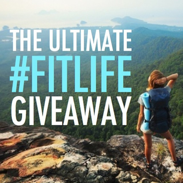 1 day left to enter the #FITLIFE #giveaway loop! Just follow the easy steps listed below for your chance to win over $500 in awesome prizes from brands!  At our stop in this giveaway, you could win a @mizulife water bottle, @puravidabracelets pack, and...