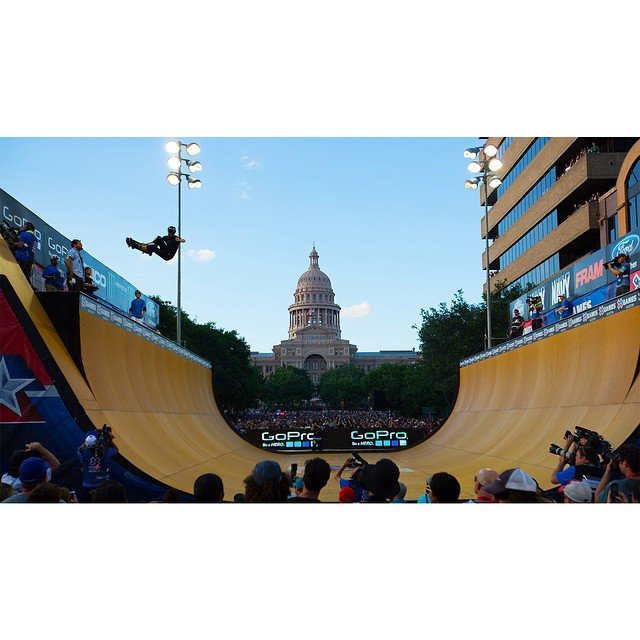 37 athletes are expected to compete in multiple disciplines at #XGames Austin! (