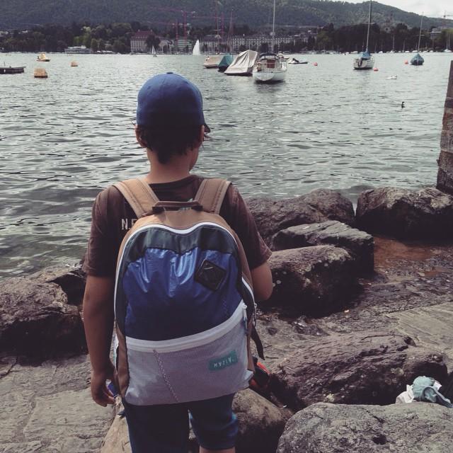 LOVE AND ACTION - Zurich . Spring 2015 // by @pacosavio . #sailpack #listentothekidsonshred