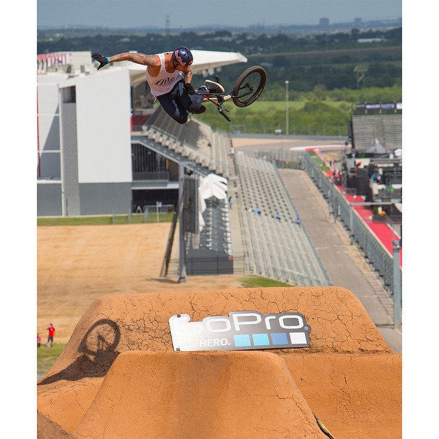 @bowie82 has confirmed that he will compete in BMX Dirt at #XGames Austin.  He earned gold in 2004, 2005 and 2006. The Australian rider is the only three-time champion in the discipline's history. (