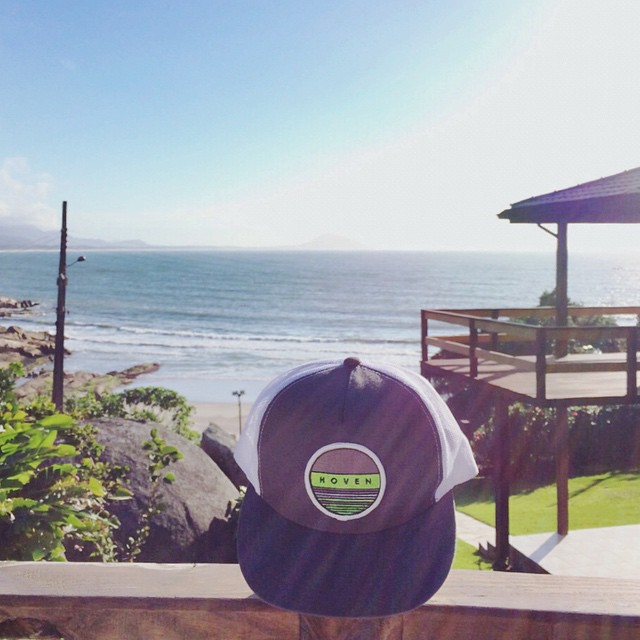 It's bad manners to keep a vacation waiting | Act Accordingly #HovenVision #TeamHoven #travel #beach #snapback #hat #barrabeach #florianopolis #brazil #scenic #beach #surf #sup #travel #world #tgif #goodlife #SeekyourStyle
