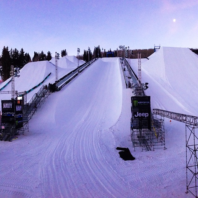 Welcome to the week of #xgames Aspen! Everything starts Thursday.