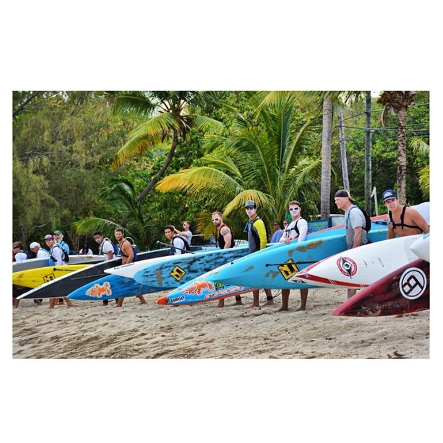 Lined up and ready for action. #roguesup #coconutcup #repost