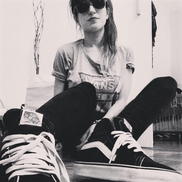 Miki Lusardi | #VansGirls