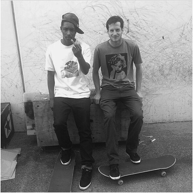 The future is bright >>> We're stoked to have these dudes on board. @domowaka and  @coookie_doe #elementams