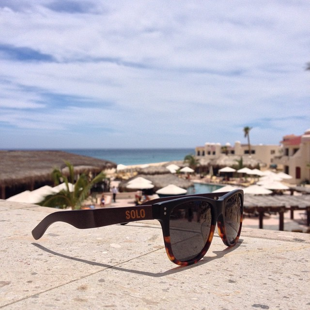 Our new Thailand frame is already making an appearance in Cabo San Lucas!