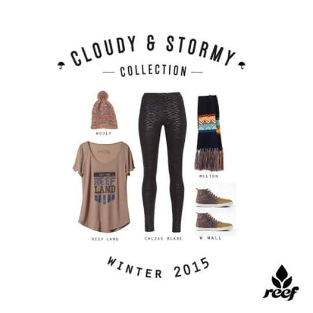 CLOUDY & STORMY COLLECTION ☔ Vení a conocer la nueva colección de invierno. Te estamos esperando en nuestros #ReefStores #Unicenter #ReefMDP #Marpla #AbastoShopping #AltoAvellaneda #PlazaOeste #JustPassingThrough #LifeIsShortGoSurfing #ReefGirls