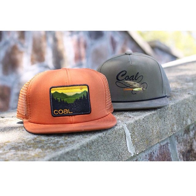 Nothing kicks off summer like a new cap. The Hauler and The Angler are some of our favorites.