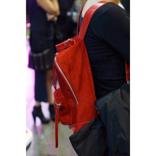Mini roja divisada en Puro Diseño !