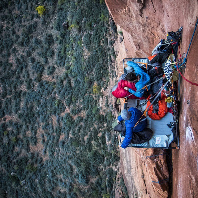 Camping is a very broad term. What's your favorite way to camp? #GetOutStayOut  Photo: @wasatchandy