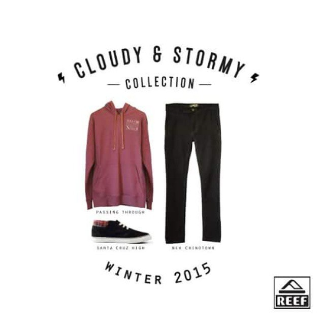 CLOUDY & STORMY COLLECTION ⚡  Vení a conocer la nueva colección de invierno. Te estamos esperando en nuestros #ReefStores #Unicenter #ReefMDP #Marpla #AbastoShopping #AltoAvellaneda #PlazaOeste #JustPassingThrough #LifeIsShortGoSurfing