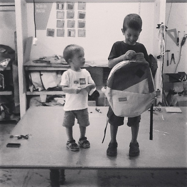 #mafia is #serious #business !  #clientesmafia #sailpack #backtoschool #kids #windsurf