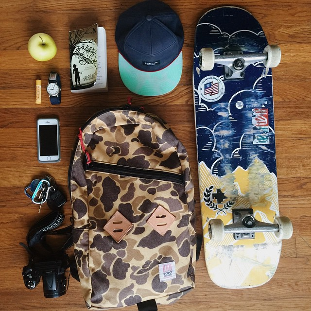 Workday essentials. #Nashville #skate