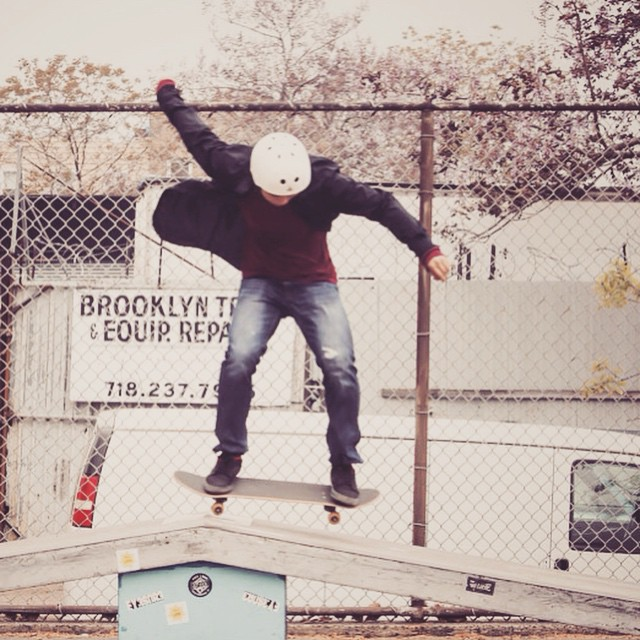 Push your limits this week! #skateboard #skate #skater #streetskating #skatetricks #rails #motivation #challenge #determination #success #achieve #spring #stokedmoment #skills #youth #community #stoked #stokedorg