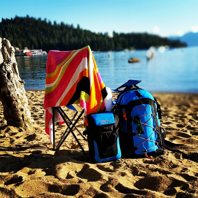 Where did you spend your #MemorialDay weekend?  Wherever it was, we hope you had a great time! #weekends #beach #getoutdoors #thecascade #backpacks #coolers #graniterocx