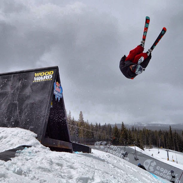 Our #OG intern Ian getting nasty @coppermtn earlier this season. #stunts