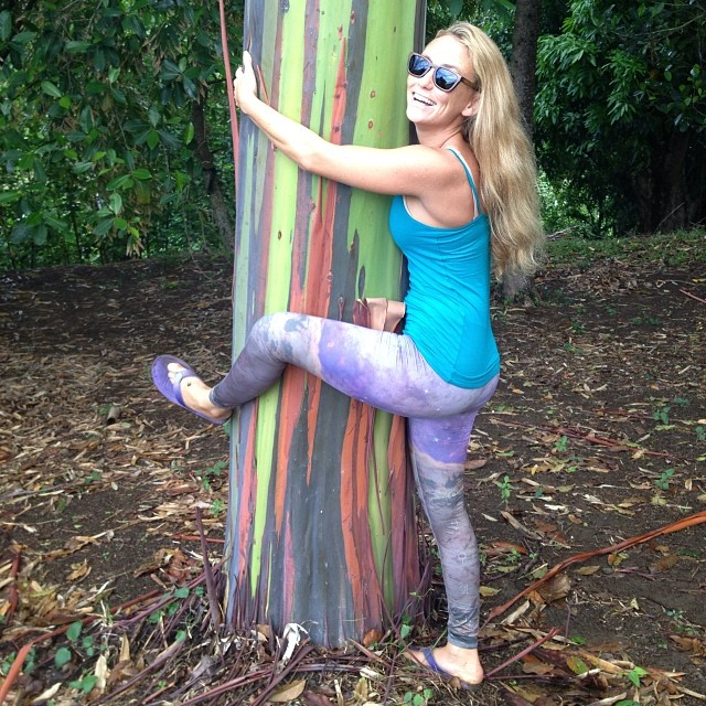 Tree hugging;-) @teekigram @keen @woodwearsun #eucalyptuslove