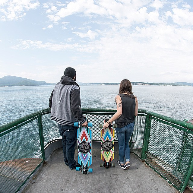 We went on an adventure to the San Juan Islands last weekend with the new Cabrakan cruiser longboards. Checkout all the photos and video in the link in our bio. #sanjuanislands #pnw #livewashington #longboardlife #longboard #longboarding #longboarder...