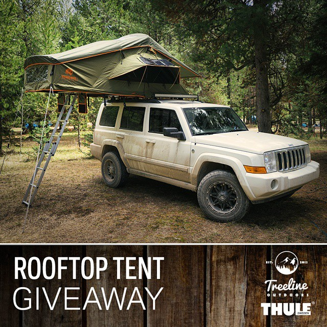 There's still time to enter! To celebrate our Solar Ready™ collaboration with @treelineoutdoors we're giving away a rooftop tent, Thule Aeroblade Rack System, Sherpa 100 Kit, Lighthouse 250 and a Rockout 2. Follow the link in our profile to enter!...