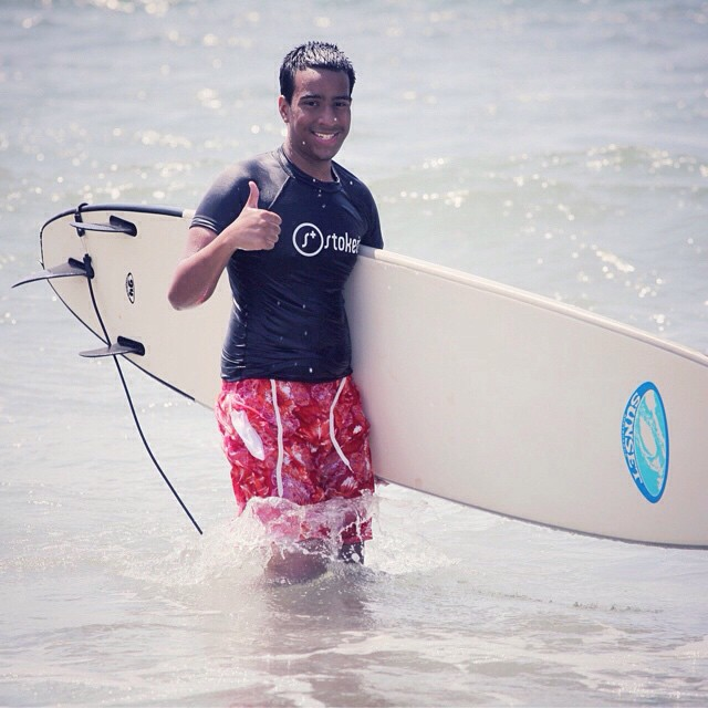 #summer can't come soon enough - we are ready to get in the #water and #ride the #waves! #surf #surfing #surfboard #ocean #beach #nature #outdoors #outside #sunshine #smiles #youth #community #fun #stoked #stokedorg #surfer #surflife #surfsup #hangten