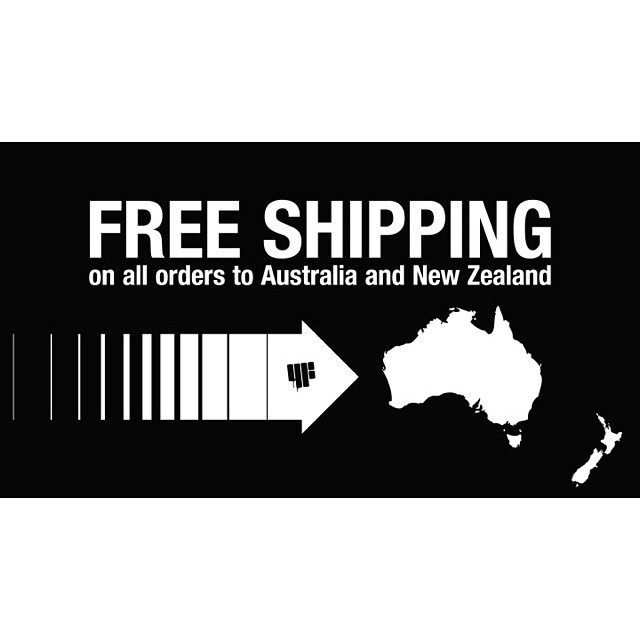 We're showing some love to our friends down under. Free Shipping on any order no matter what. #shapingskiing
