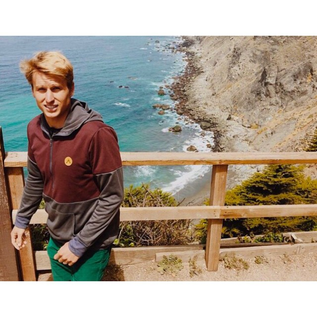 The [Gefo] hoodie portrayed by our friends at @jayne_and_james. _ #desolationsupply #DESO #itswayoutthere #madeinSF
