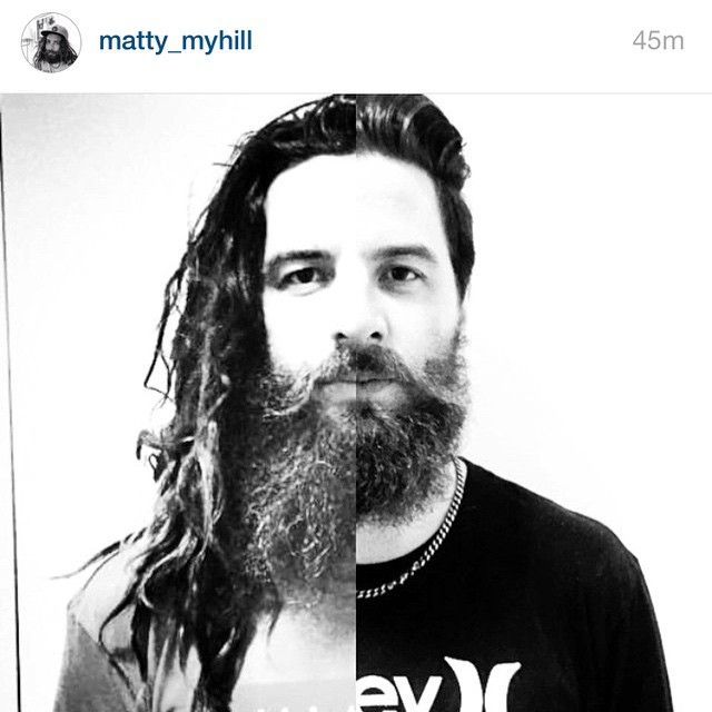 #Regram from the legend @matty_myhill! He chopped one dread at a time in support of the #HighFivesFoundation. Donate on our website with #frothing in the comment box to show support to Matty's dread chop.