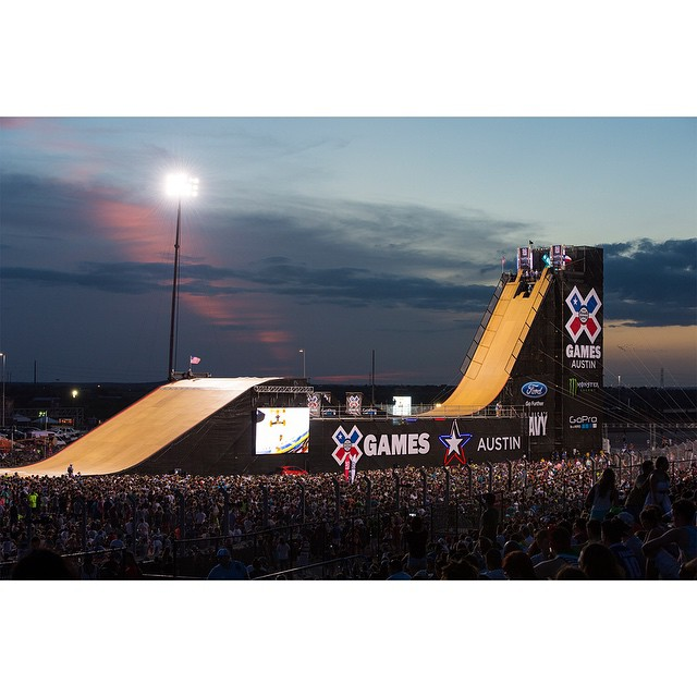 FOMO.  #XGames Austin is goin' down June 4-7 at @cota_official!