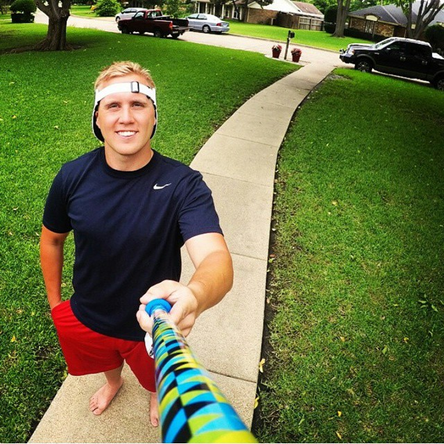 @jonathan_colby from #Texas #USA with his #ZephyrPole!! - Buy your #ZephyrPole on eBay, we ship all over the world! / Compra tu #ZephyrPole por eBay, enviamos a todo el mundo! - Inquiries ▶ info@zephyrgear.com.ar - #goproarg #gopro #goprophotography_...