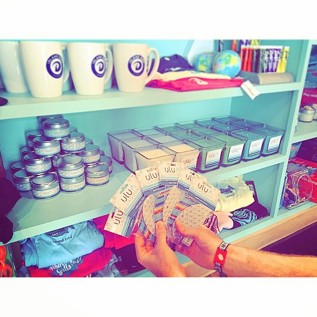 """Everyone's favorite surf wax scented candles and air fresheners are back in stock! Come in and stock up!"" -@islandsurfwhb  Check them out!  #uluLAGOON #islandsurfwhb #Westhampton #beach #NewYork #surfshops #best #candles #instagood"