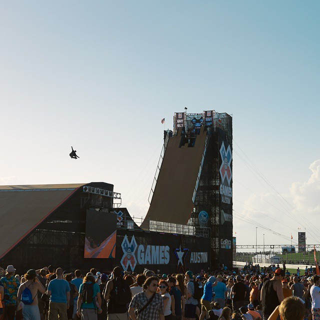 #XGames Austin is one week away! (