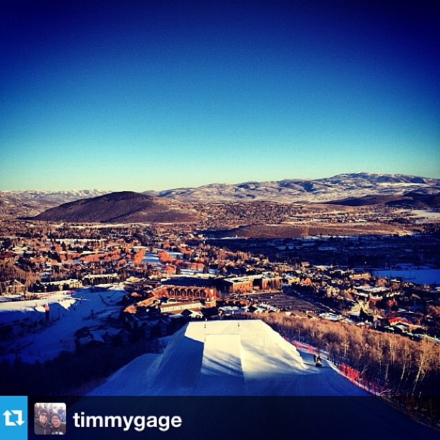 #Repost from @timmygage getting ready for a #sunrise shoot at @irideparkcity in his #freesoul10's