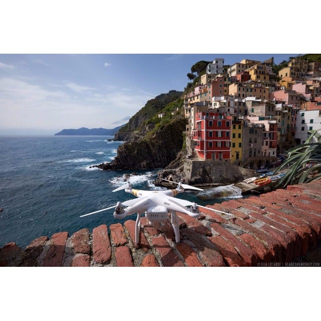 It's not often @EliaLocardi writes this much love for a product. But when he does, you listen.  Lover of the #DJI #Phantom since the beginning, Elia shares his thoughts on using the Phantom and how to be a responsible and respectful...
