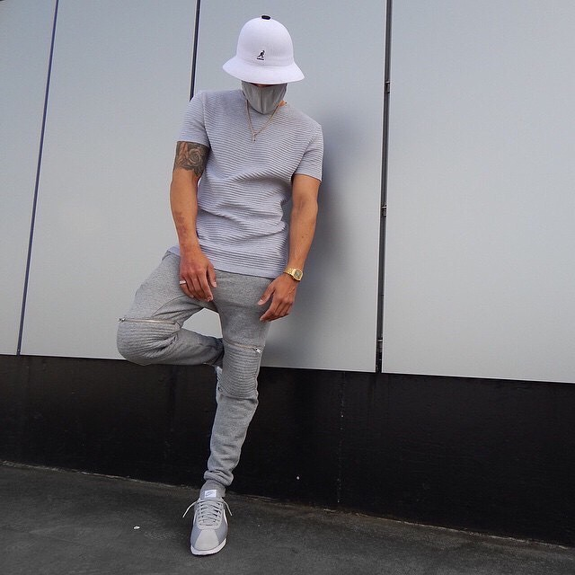 The #kangol Instagram tagged photo of the week is from @ryriches