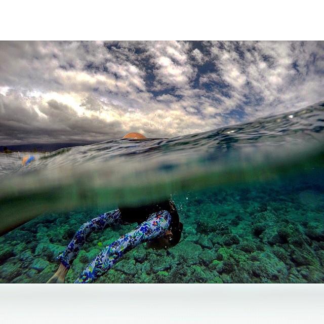 Down with the swim  @swellliving #odinasurf #teambioastin #lifeinhifi #wiseguides