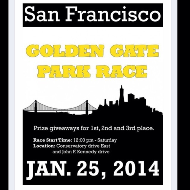 Come get some in San Francisco at the Golden Gate Park Race hosted by @bonzing skateboards! This Saturday the 25th at 12 noon. More details can be found at Skate Slate magazine... Come one come all and have a ball!