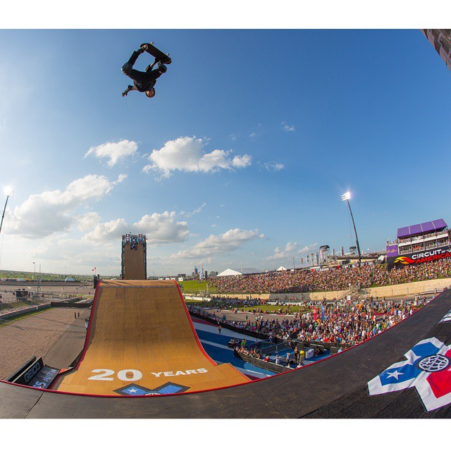 #XGames Austin is only ✋ days away! (