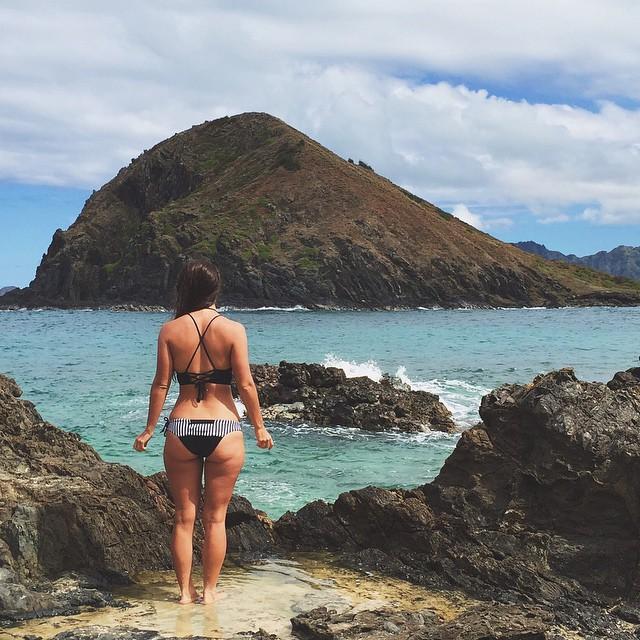 Dat view. #sundaysplorin #hawaii #kindafancy