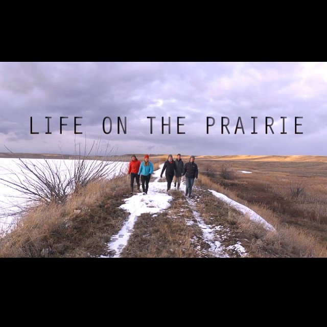 Abby Huetter, a Masters student at MSU, recently produced a film about life on the prairie with ASC's Landmark crew. Abby spent time on American Prairie Reserve with the volunteers and trekked across the plains in below freezing temperatures, camera...