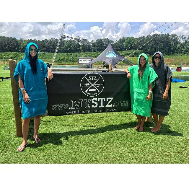 Weekend vibes | Hope everyone had a rad adventure and enjoyed the awesome weather | Be sure to go check out the new @terminuswakeatl x STZ towel hoodies | #stayoutside #stzlife #wakeboard #cablepark #happyshredding #havemorefun #ridemorecable