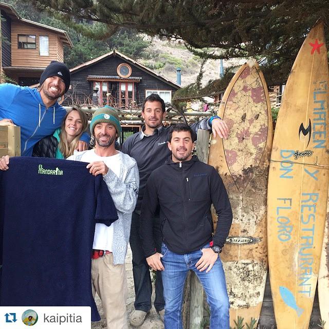 #Repost @kaipitia with @repostapp. ・・・ Partiendo después de una semana increíble en @puertecillochile con el Titán y la Manuela