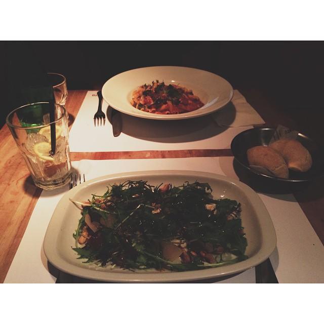 #dinner @oportoalmacen