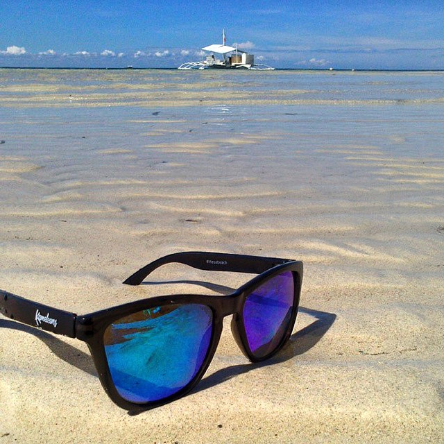 Life's A Beach • Want to buy these shades right now? Just tap the link in our bio, fill out your info, and you're set! Use promo code LIFESABEACH to get 10% off! bit.ly/BuySurfSoloNow