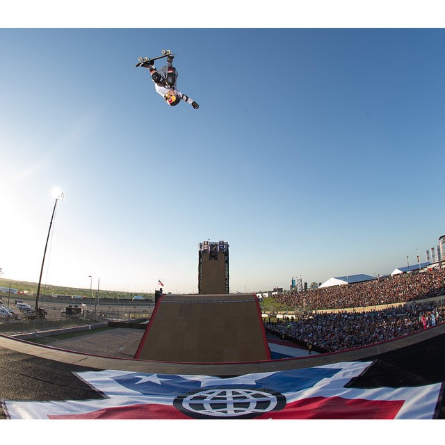 #XGames Austin is only three days away! (