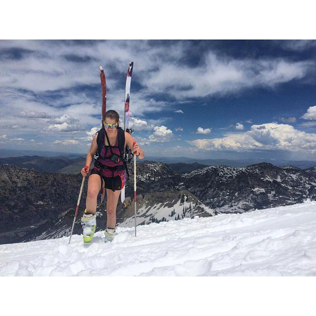 Main Chute mission to celebrate the first day of summer | PC: @kenzskis | #notoverit #spreadstoke