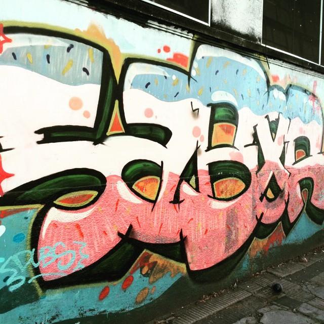 #urbanart  #graffiti  #devoto #buenosaires #dubs